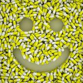 Wellness smile — Stock Photo