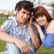 Couple — Stock Photo #11228425