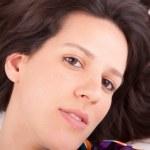 Beautiful brunette portrait — Stock Photo #11229525