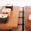 Sushi pieces — Stock Photo #11253825
