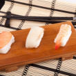 Sushi pieces — Stock Photo #11253852