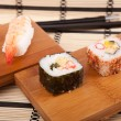 Sushi pieces — Stock Photo #11253854