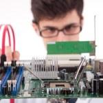 Computer Engineer — Stock Photo #11254421
