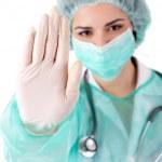 Nurse — Stock Photo