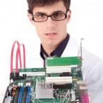 Computer Engineer — Stock Photo #11254469