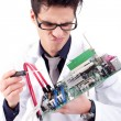 Computer Engineer — Stock Photo #11254617