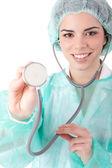 Pielęgniarka — Zdjęcie stockowe
