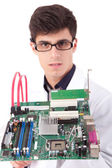 Computer Engineer — Stockfoto