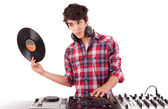Deejay — Stock Photo