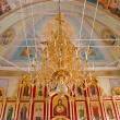 Interior of Orthodox temple, city Suzdal, Russia — стоковое фото #11592333