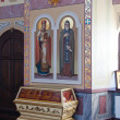 Interior of Orthodox temple, city Suzdal, Russia — Foto Stock #11592463