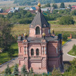 Church Alexander Nevsky, city Suzdal, Russia -  