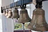 在教会的米哈伊尔 · 阿尔汉格尔,城市苏兹达尔塔的钟声, — 图库照片