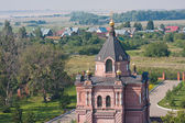 Iglesia de alejandro nevski, ciudad suzdal, rusia — Foto de Stock