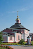Church Flora and Lavra, city Suzdal, Russia — Stock Photo