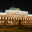 Administrative building, night landscape, city Kazan, Russia — Stock fotografie