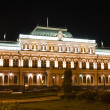 Administrative building, night landscape, city Kazan, Russia — ストック写真