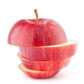 苹果红片 — 图库照片