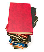 Book stack — Stock Photo