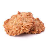 Homemade oats cookies — Stock Photo