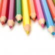 Colouring crayon pencils — Stock Photo #11415795