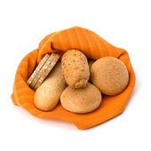 Fresh warm bread — Stock Photo