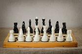 The Chess — Stock Photo