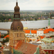 Riga, Latvia — Stock Photo #12268380