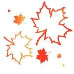 Осень — Cтоковый вектор