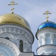 Uspensky church — Stock Photo