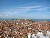 Panorama de veneza, itália — Fotografia Stock