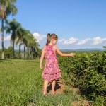 Little girl — Stock Photo #11060622