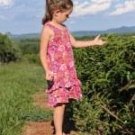 Little girl — Stock Photo #11060635