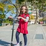Little girl — Stock Photo #11060712