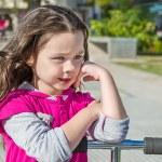 Little girl — Stock Photo #11060788