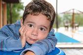 Kleiner Junge — Stockfoto