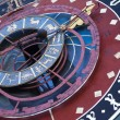 Zodiacal clock in Bern — Stock Photo