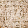 Cuneiform writing — Foto Stock #11414062