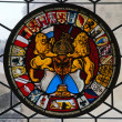 Stained glass window — Stock Photo #11464755