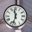 Vintage clock — Stock Photo
