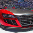 Geneva 81th International Motor Show - Foto de Stock