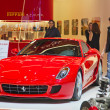 Geneva motor-show 2011 - Stock Photo