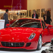 Geneva 81st International Motor Show - Foto de Stock