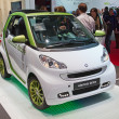 The Smart forSpeed - Foto de Stock