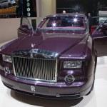 Geneva motor-show 2011 — Stock Photo