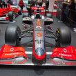 McLaren-Mercedes F1 2011 - Stock Photo