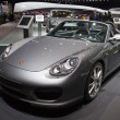 Geneva 81th International Motor Show - Stock Photo