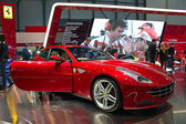 Geneva motor show 2011 — Stock Photo