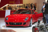 Geneva 81th International Motor Show — Stock Photo