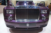 The Rolls Royce Phantom Spirit — Stock Photo